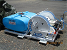 Weed Spray Hire Equipment - 400L twin reel quikspray unit
