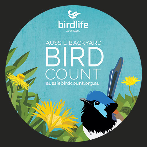 Aussie backyard bird count logo