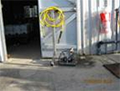 Weed Spray Hire Equipment - Boomless spray unit