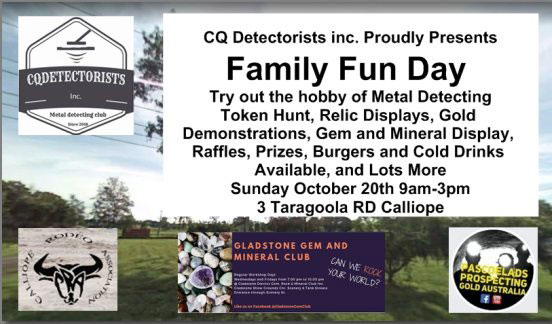 Cq detectorists fun day