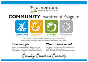 Ad: Community Investment rounds open 1