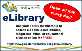 Libraries elibrary Advert