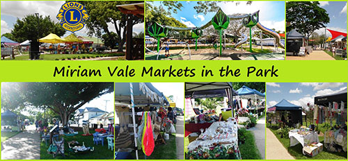 Miriam Vale Markets in the Park