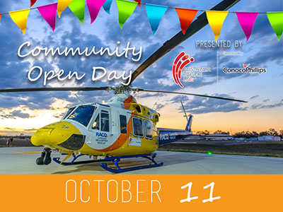 Racq helicopter rescue day