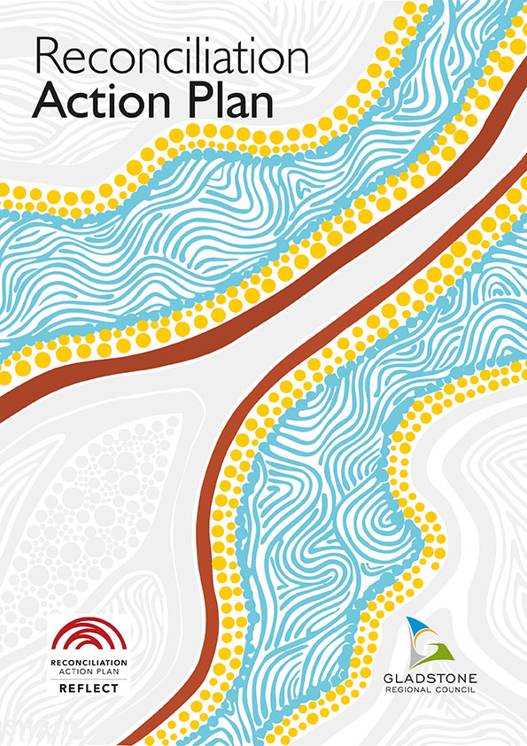 Reconciliation Action - Reflect Plan front cover