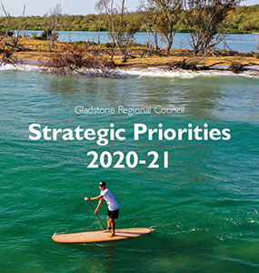 Stategic priorities cover