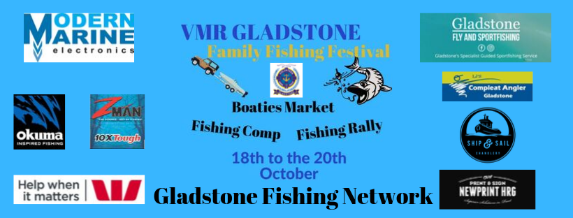 Vmr gladstone family fishing festival