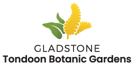 Tondoon Botanic Gardens new logo
