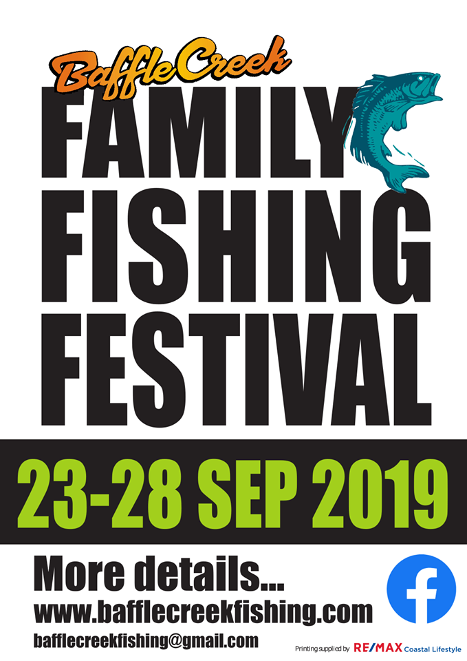 Baffle Creek Fishing Festival Flyer